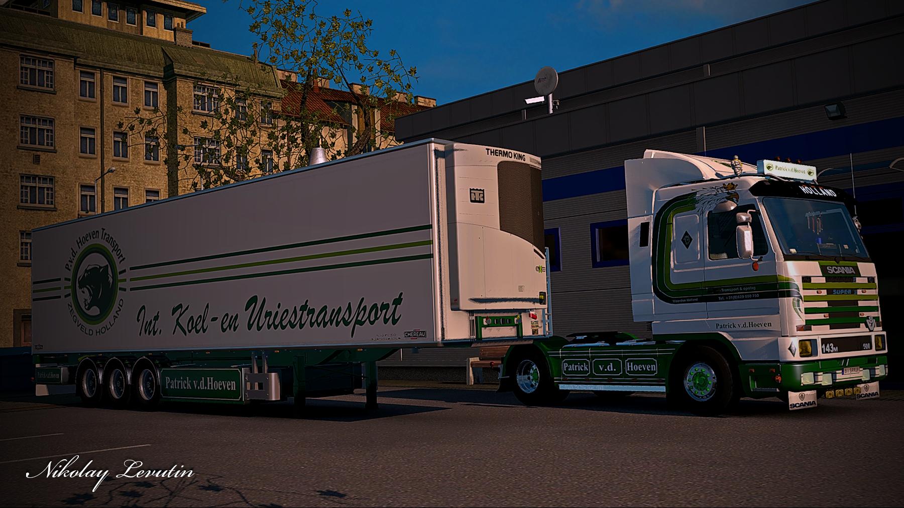 Моды для Truck Simulator 2 1.14.2