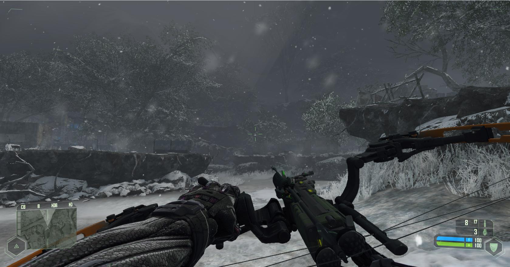 Скачать моды для Crysis