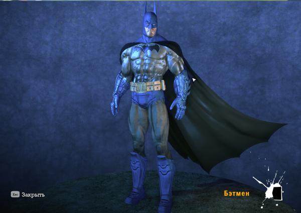 Обзор игры Batman Arkham Asylum