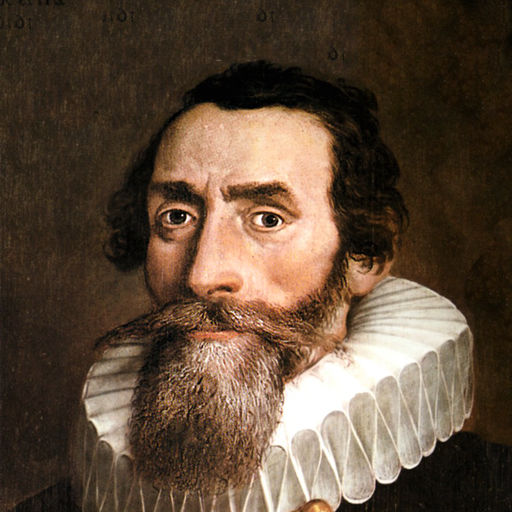 a biography of johannes kepler a famous scientist and mathematician