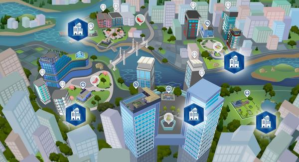 Sims 4 City Living