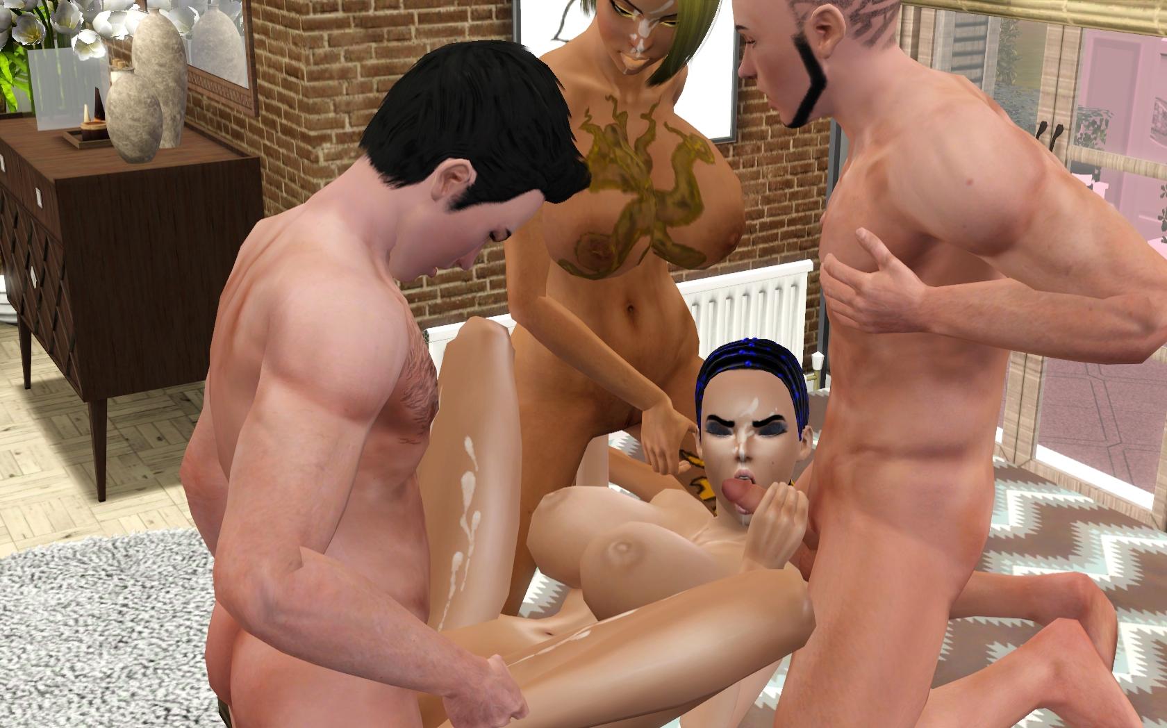 Секс В Играх Без Цензуры