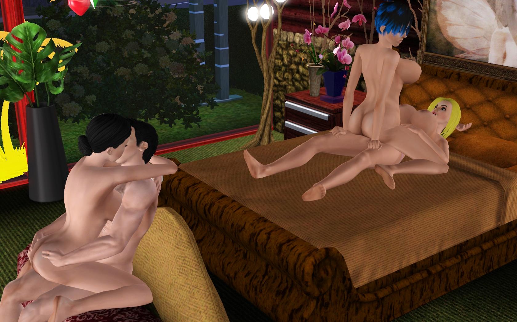 Секс В Игре Симс