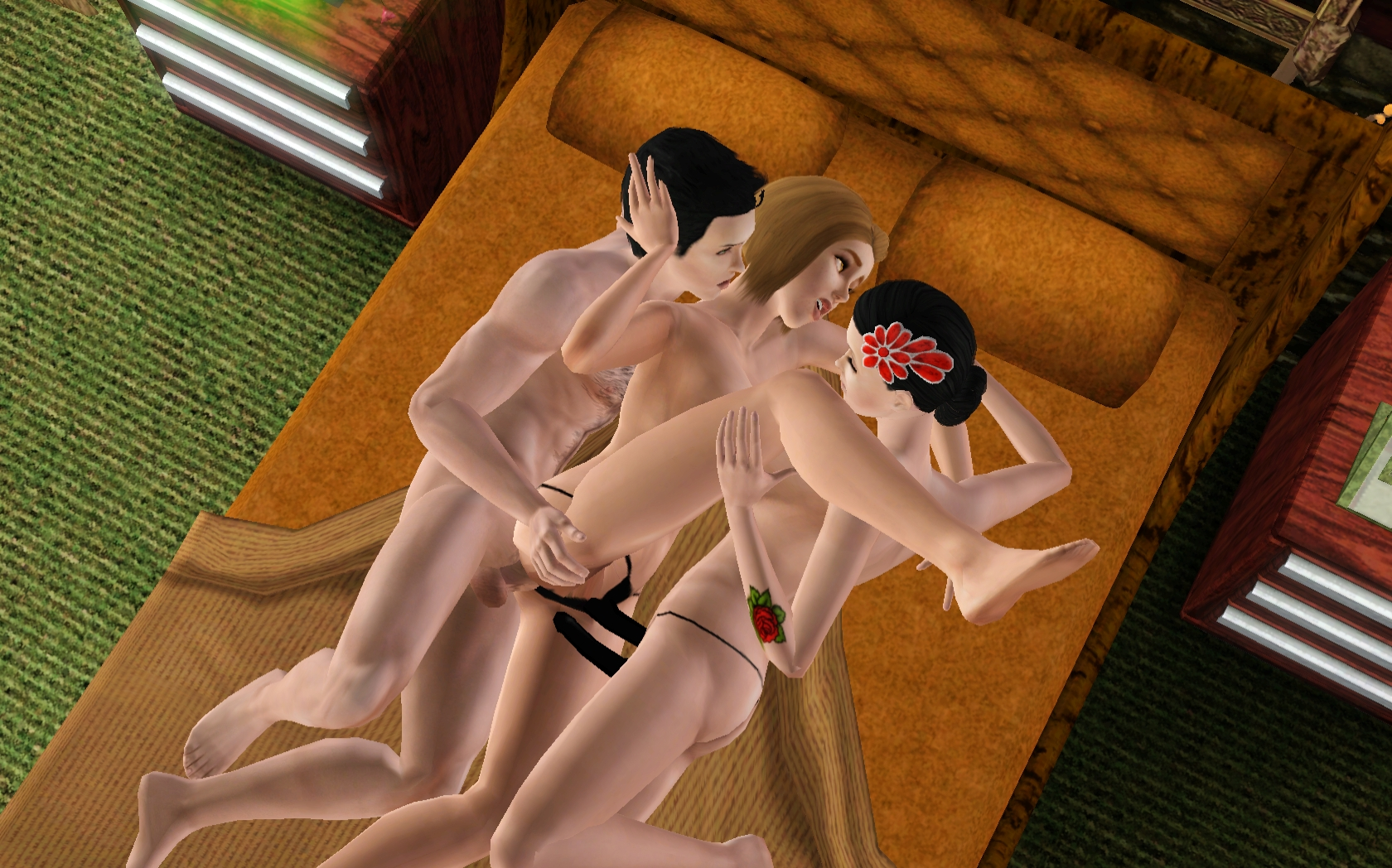 Секс В Симс Без Цензуры