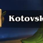 YTB KotovskyPLAY