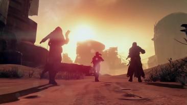 Фанатский трейлер Звездных войн в Destiny