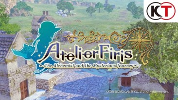 Atelier Firis: The Alchemist and the Mysterious Journey выйдет на Западе в марте