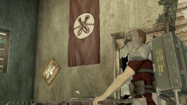 """Fallout 3 """"Броня Спарты + Дом для игрока"""""""