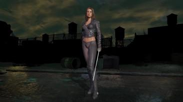 "Batman: Arkham City ""Talia Al Ghul Remaster"""