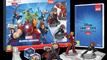Disney сообщила о выпуске Disney Infinity 2.0 в России, раскрыта стоимость стартового набора и отдельных фигурок