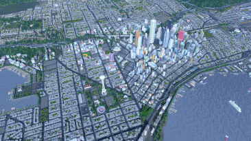 Для Cities: Skylines анонсировано два новых DLC