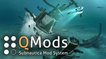"""Subnautica """"QModManager 4.0.2.3"""""""