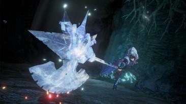 В Steam состоялся выход дополнения Code Vein: Frozen Empress