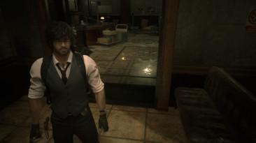 """Resident Evil 3 """"Нуарный костюм для Карлоса"""""""