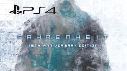 """Выпуск """"Fahrenheit: 15th Anniversary Edition"""" для PS4 отложен до первого квартала 2021 года"""