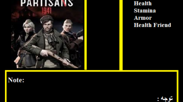 Partisans 1941: Трейнер/Trainer (+4) [Build.5617283] {Abolfazl.k}