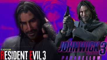 "Resident Evil 3 ""Джон Уик"""