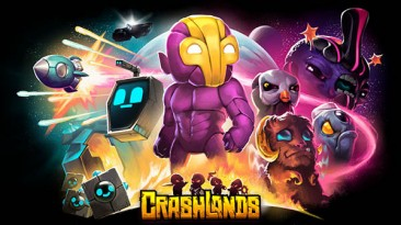 Crashlands выйдет на iOS, Android и в Steam в январе 2016 года