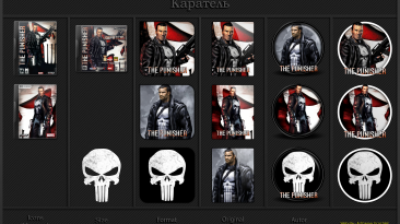 "The Punisher ""Иконки (ArtGamer)"""