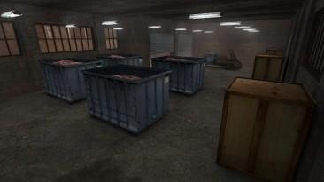 "Counter Strike: Source ""Карта - de_meatfactory"""