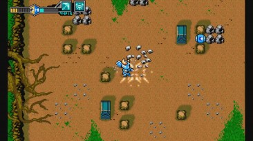 Blaster Master Zero - геймплейное видео DLC за Shovel Knight