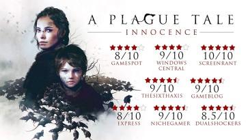 Первая глава A Plague Tale: Innocence теперь бесплатна