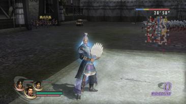 "Warriors Orochi 2 ""DW5 costumes shu"""