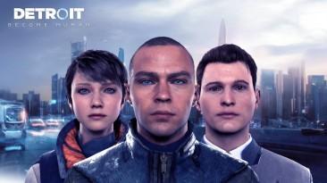 В Steam появилась страница и демоверсия Detroit: Become Human