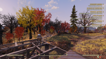 "Fallout 76 ""Optimized FO76 1.1 INIs - улучшение производительности"""