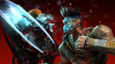 Killer Instinct вышла в Steam