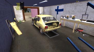 My Summer Car: Сохранение/SaveGame (500.000 мар. сток. Satsuma)