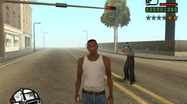"Grand Theft Auto: San Andreas ""Охота за Сиджеем трусливой бандой рифа (SA) 1.0"""
