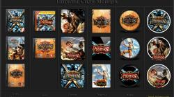 "Sid Meier's Pirates! ""Иконки (ArtGamer)"""