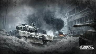 """Armored Warfare """"Обои на рабочий стол + календарь на июль 2015"""""""
