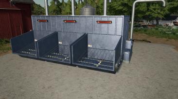 "Farming Simulator 19 ""FI FeedMixers"""