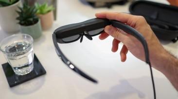 Представлены умные очки для смартфона с экранами Micro OLED производства Sony - TCL NxtWear G