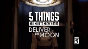 Реалистичный космический триллер Deliver Us The Moon выходит на консолях 24 апреля