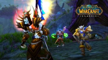 Более тысячи игроков World of Warcraft устроят необычную акцию ради всего сообщества