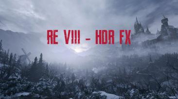 """Resident Evil: Village """"Эффект HDR"""""""