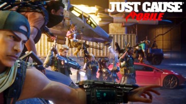 Just Cause: Mobile будет включать в себя режим совместной игры