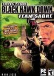 Обложка игры Delta Force: Black Hawk Down - Team Sabre
