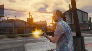 "Grand Theft Auto 5 ""MAC 10 from CS GO [Animated]"""