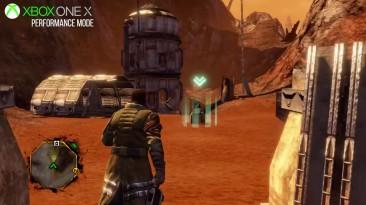 Технический анализ от Red Faction Guerrilla Re-Mars-tered для Nintendo Switch
