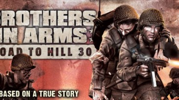 Brothers in Arms: Road to Hill 30: Трейнер/Trainer (+4) [1.11] {MrAntiFun}