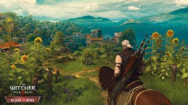 """В Steam появилась дата релиза дополнения """"Кровь и вино"""" для The Witcher 3"""