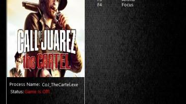 Call of Juarez The Cartel: Трейнер/Trainer (+4) [1.1.12] {MrAntiFun}