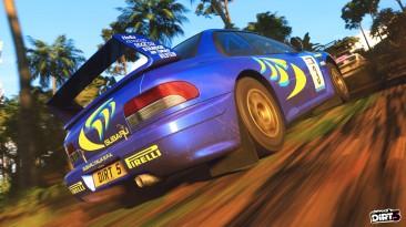 DiRT 5 - Бесплатные выходные на PlayStation 4