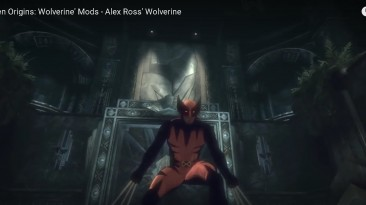 "X-Men Origins: Wolverine ""Alex Ross Wolverine"""