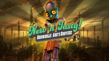 В Epic Games бесплатно раздают Oddworld: New 'n' Tasty