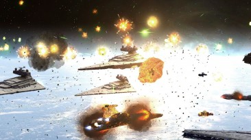 15 лет спустя Star Wars: Empire at War все еще получает обновления